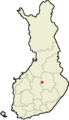 Location of Pirttilahti in Finland.png