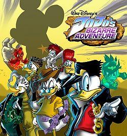 JoJo's Bizarre Adventure - Desciclopédia