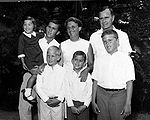 Entire Bush family.jpg