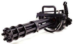 Gatling (metralhadora) - Desciclopédia