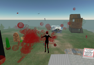 Second Life - Uncyclopedia, the content-free encyclopedia