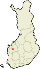 Location of Seinäjoki in Finland.png