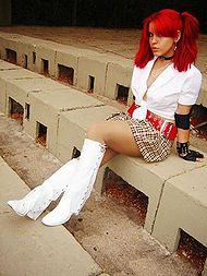 Candy cane cosplayer.jpg