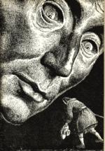 It takes a brobdingnagian word to describe a brobdingnagian face.