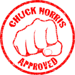 Chuck Norris Approved.png