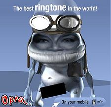 frog sound ringtones free