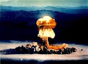 Nuke - Uncyclopedia, the content-free encyclopedia