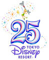 The Logo of Tokyo Disney Resort 25th anniversary.jpg