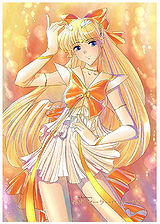 Neo Sailor Venus by kaminary san.jpg