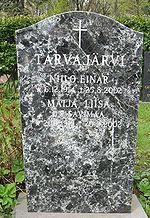Niilo Tarvajärvi