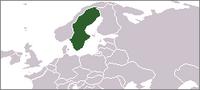 แผนที่ฟินแลนด์