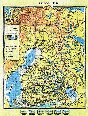 Suomen Kartta 1938