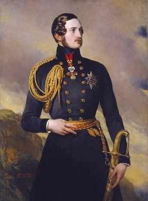 Prinssi Albert Lävistys
