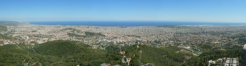 Barcelona. View from Tibidabo.jpg
