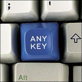 Any Key – FunctionNerd.de