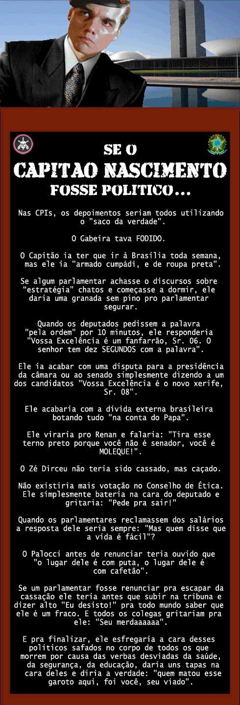 Capitão Nascimento Desciclopédia
