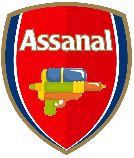 Fracarsenal Football Club Desciclopedia
