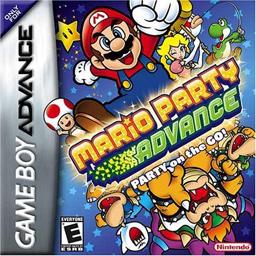Mario Party Advance Desciclopedia