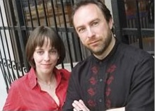 Angela Beesley and Jimmy Wales.jpg