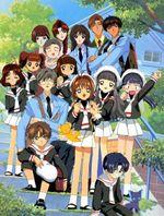 Sakura Card Captors Desciclopedia