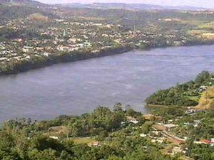 Barra do Guarita Rio Grande do Sul fonte: images.uncyc.org