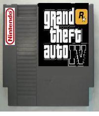 Grand Theft Auto IV - Desciclopédia