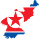 Flag-map Coreia do Norte.png