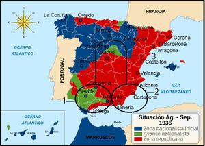 Guerra Civil Espanhola Desciclopedia