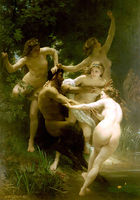 420px-William-Adolphe Bouguereau (1825-1905) - Nymphs and Satyr (1873).jpg