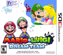 Mario e Luigi Dream Team cover.png