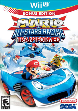 Sonic & All-Stars Racing Transformed cover.png