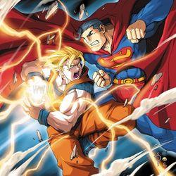 Goku Vs Superman Desciclopedia