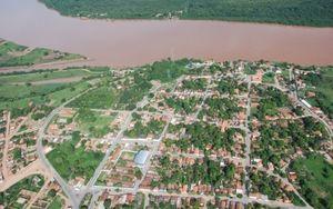 Pedras de Maria da Cruz Minas Gerais fonte: images.uncyc.org