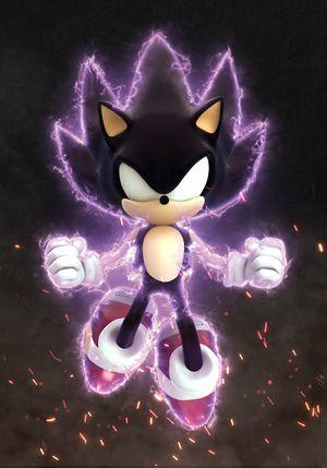 Dark Sonic - Desciclopédia