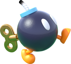 Bob-omb Mario Party Star Rush.png