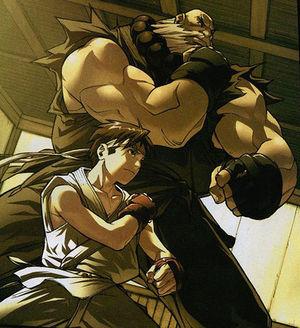 Resultado de imagem para Gouken Ryu