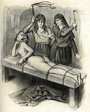 bdsm punishment room