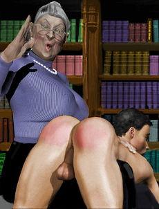 Free spank france