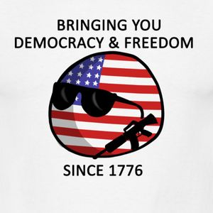 Democracy-and-freedom-from-usaball-black-text-t-shirts-men-s-t-shirt.jpg